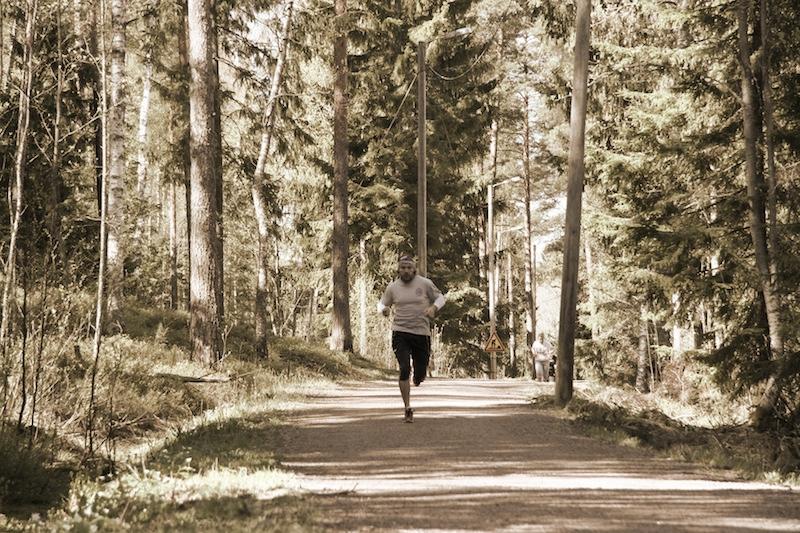 Juoksua