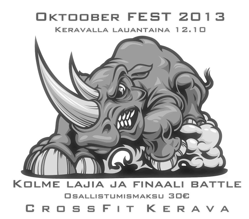 oktoober fest 2013