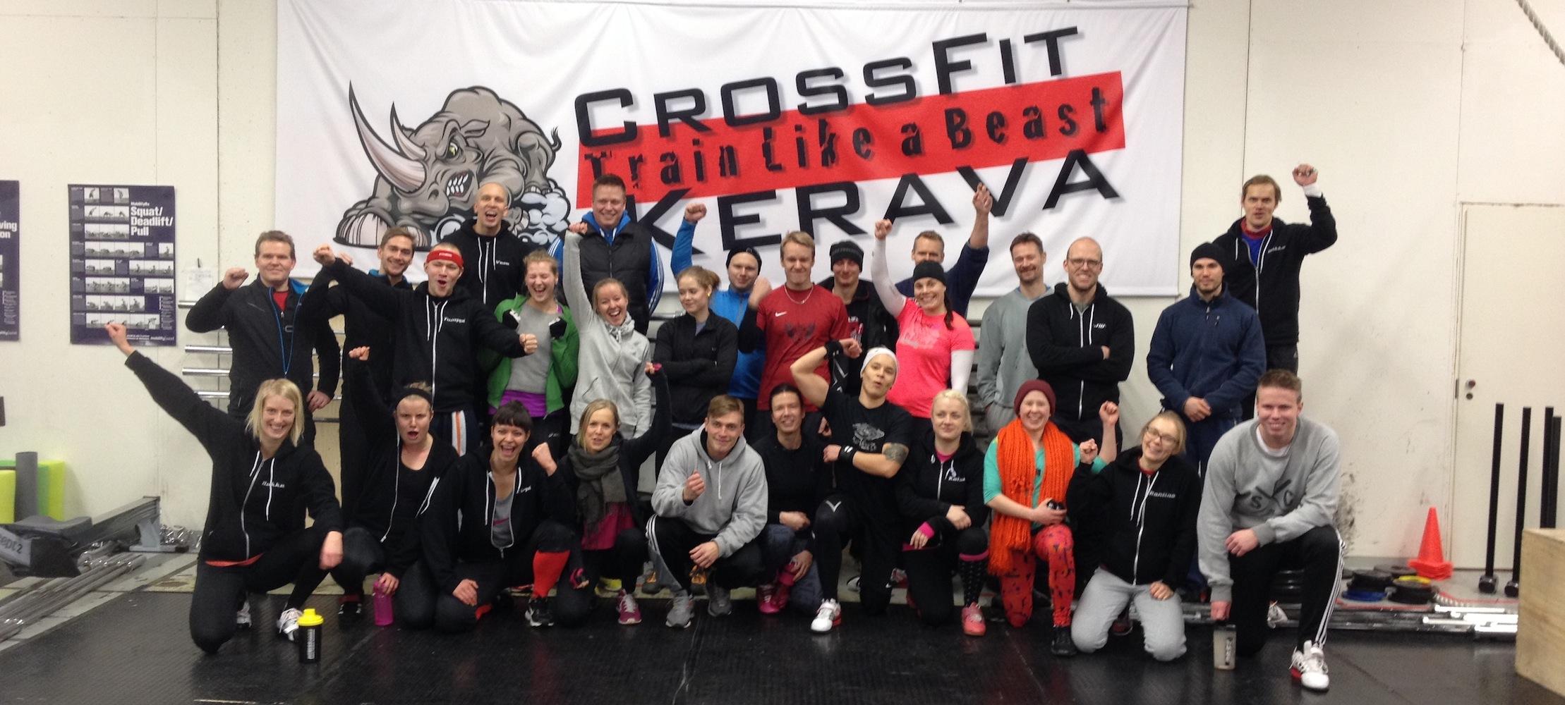 CrossFit Kerava